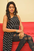 Akshida in Black Tank Top at Kalamandir Foundation 7th anniversary Celebrations ~  Actress Galleries 068.JPG