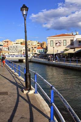 Agios Nikolaos in Crete