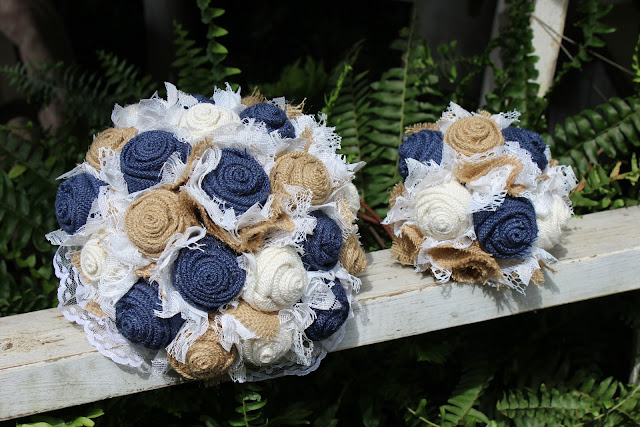 rustic keepsake wedding flowers