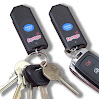 Key Finder Pair, Indisputably the Loudest, Long Life Replaceable Battery, High-Impact Polycarbonate Case, and Two-Year Warranty