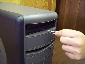Cara Mengatasi Cd Dvd Rom Yang Tidak Bisa Dibuka Eject