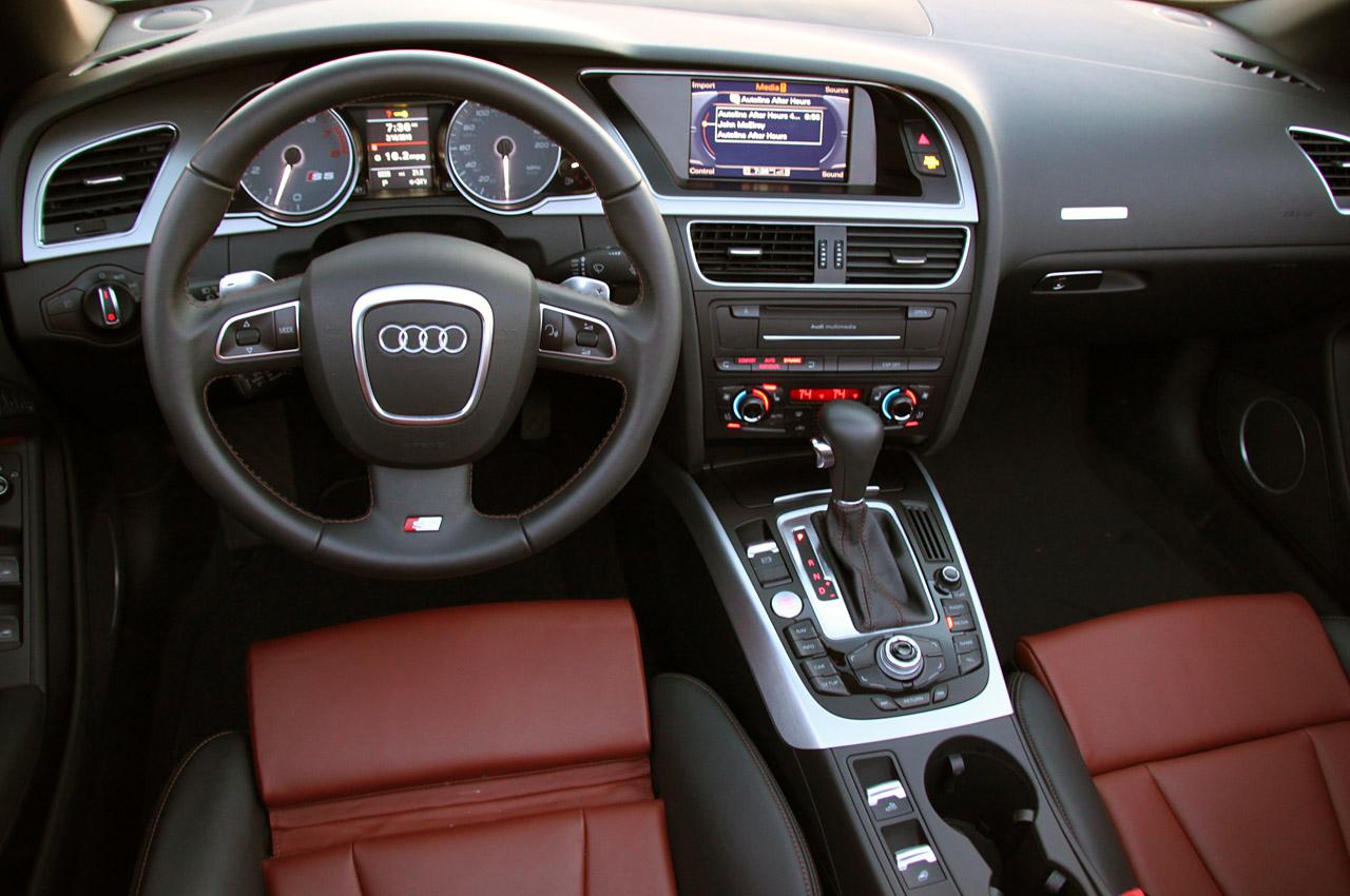 Audi A4 Leather Interior Sale