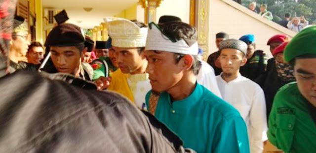 Buntut Penghadangan UAS, Raja Tayan Tuntut Penjelasan GP Ansor