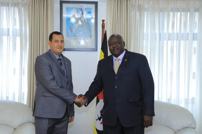 Después de años apartado por su opinión, Hammadi Bachir es nombrado embajador de la RASD en Uganda.