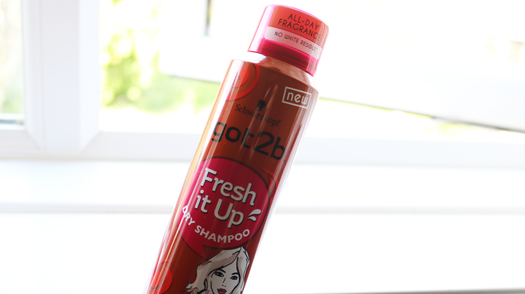 Schwarzkopf got2b Fresh It Up Dry Shampoo in Dark Brown