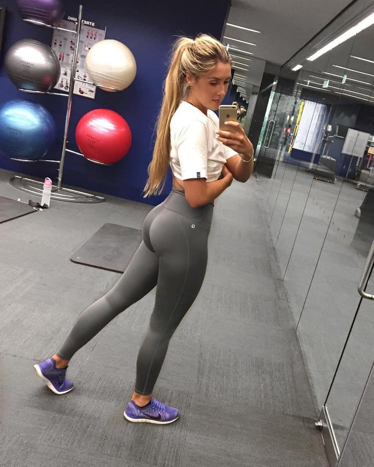female fitness models and trainers next 350
