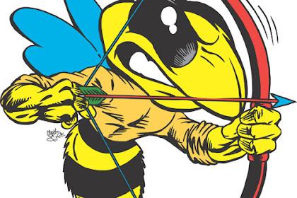Bee Clipart6