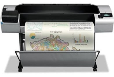 HP Designjet 1050c Printer Series PostScript Driver