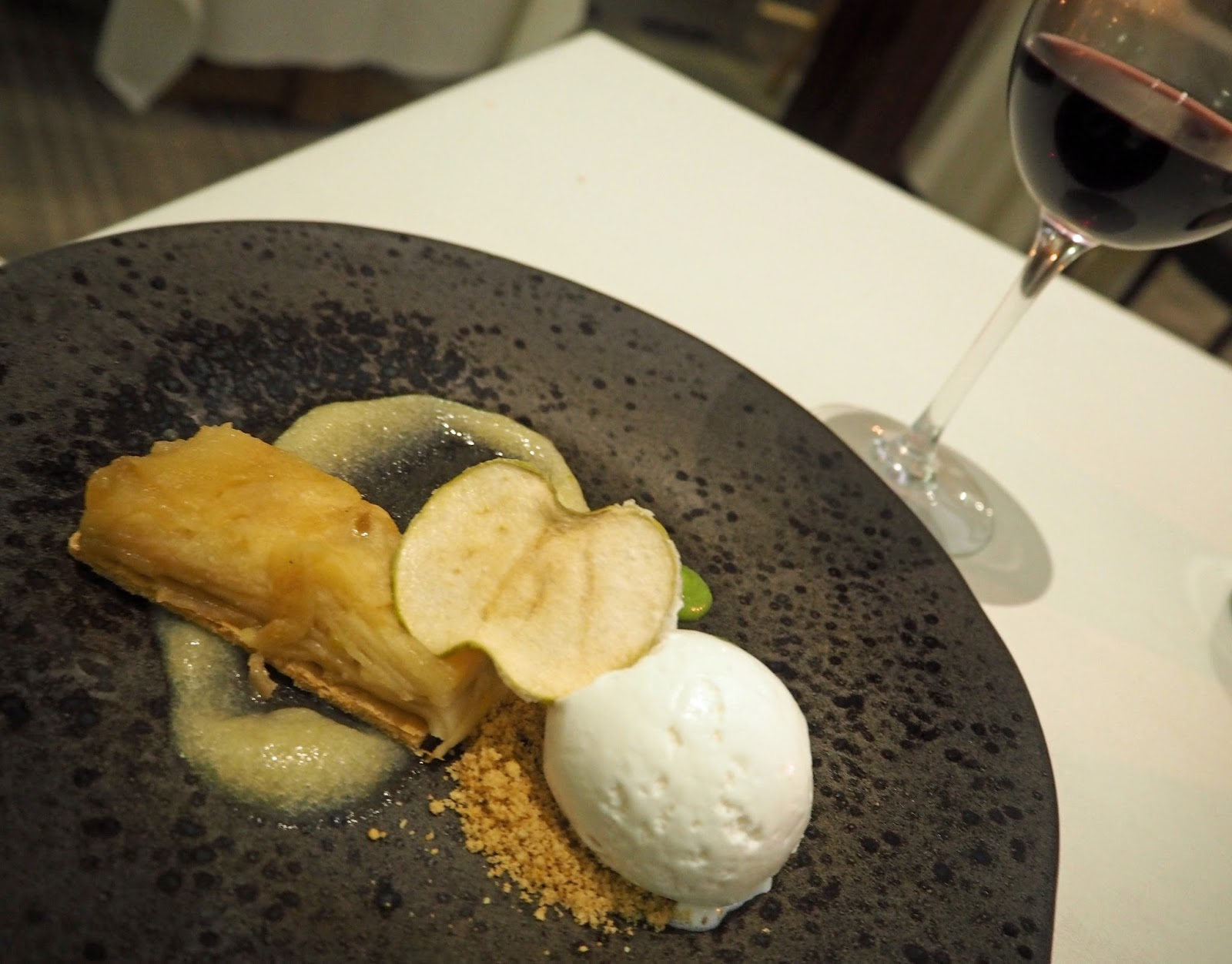 Review of Macleods restaurant, The Coniston Hotel, Skipton