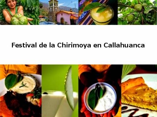 festival de la chirimoya