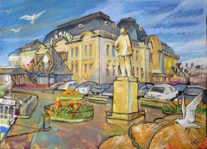 Украинский художник. Ivan Podgainyi