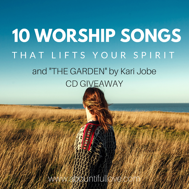 10 Worship Songs That Lifts Your Spirit