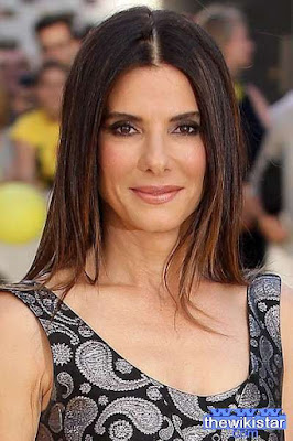 Sandra Bullock, American actress, was born on June 26, 1964 in the state of Virginia, in Washington, DC