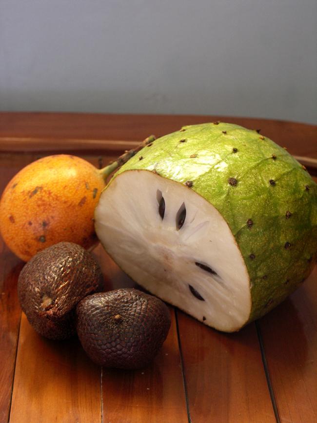 owoc sirsak - owoce Indonezji