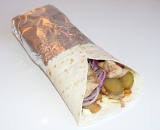 reteta shaorma de casa de curcan retete fast food shaworma,