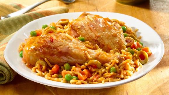 Savory Chicken Amp Rice Recipe Chicken Recipes