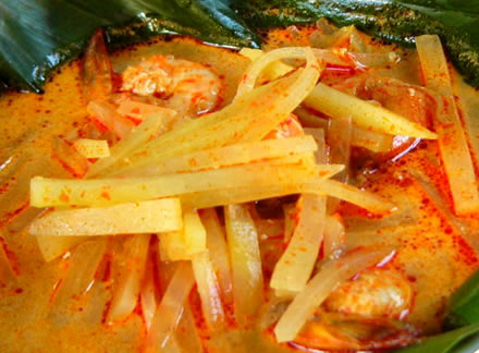 Resep Masakan Nenek: Sayur Pepaya