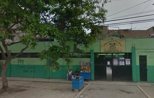 Escuela 1153 REPUBLICA DE CANADA - Lima Cercado