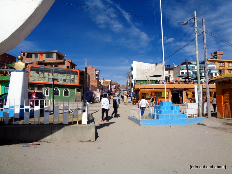 {ErinOutandAbout} Lake Titicaca and Copacabana, Bolivia