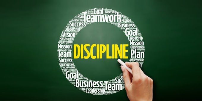 Importance of discipline in student life