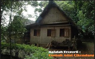 Desain Bentuk Rumah Adat Cikondang dan Penjelasannya, Arsitektur Tradisional