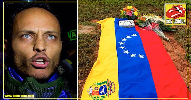 Imágenes confirman que Oscar Perez fue masacrado por el régimen de Maduro