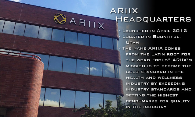 ARIIX HEADQUARTERS