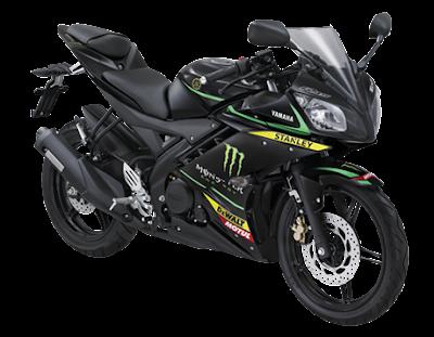 Yamaha YZF-R15 V3.0 Bakal 155cc Berteknologi VVA