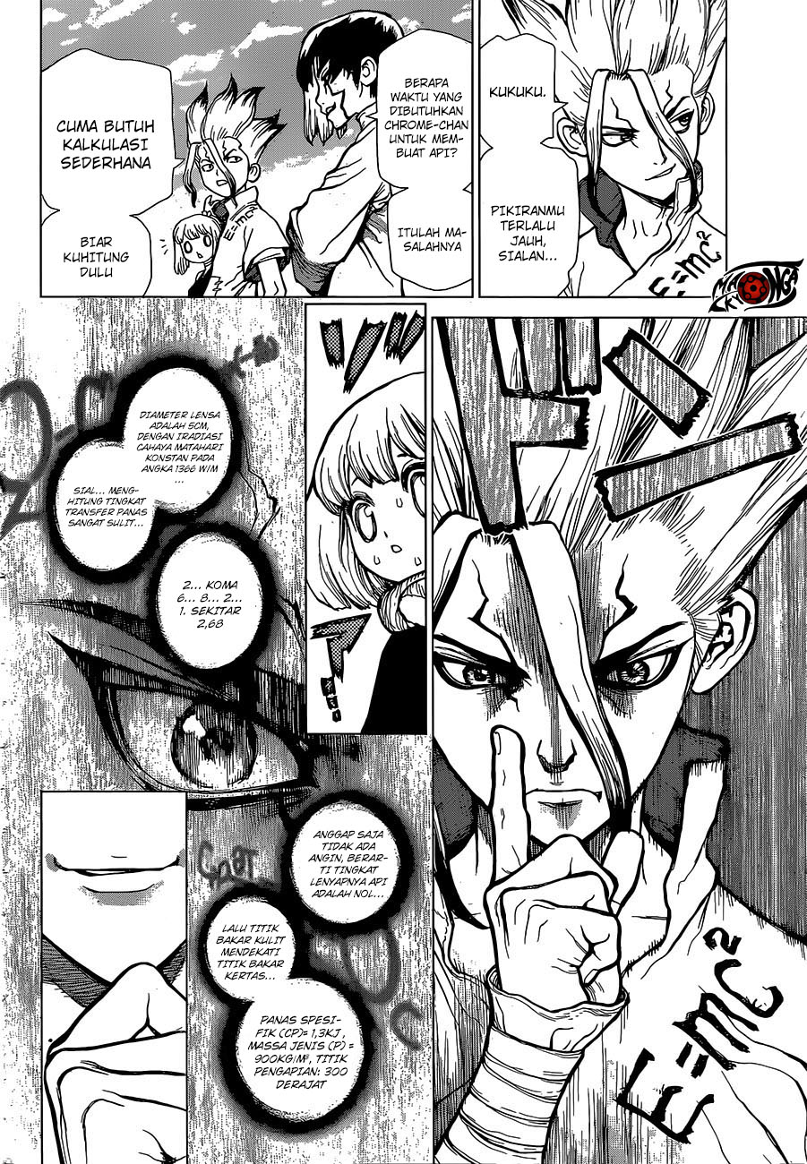 Dr Stone Chapter 38-6