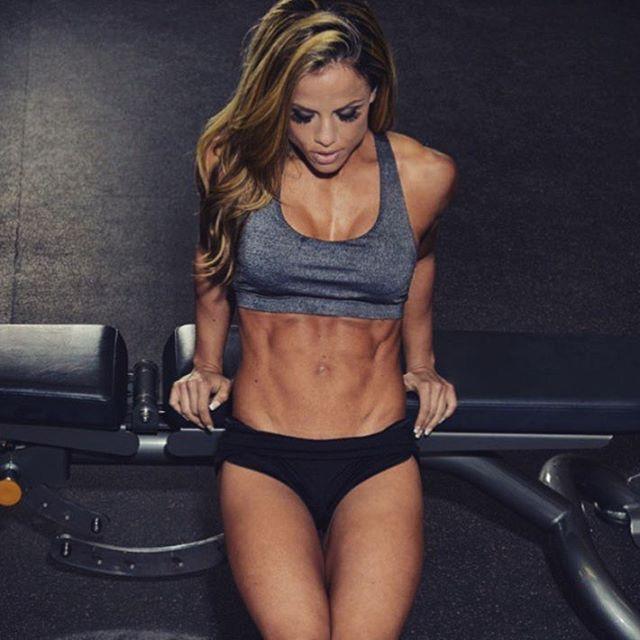 Fitness Model Emilie Provencher