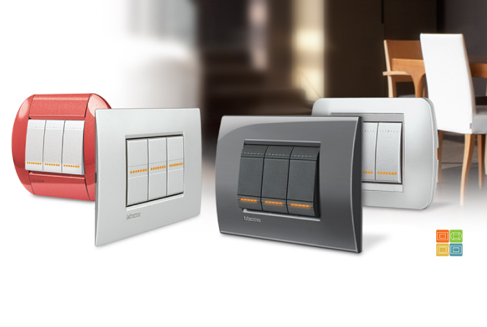 Placche bticino migliora il design della tua casa for Caratteristiche di design della casa