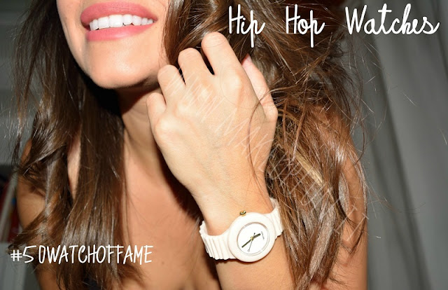 Hip Hop Watches #50WATCHOFFAME