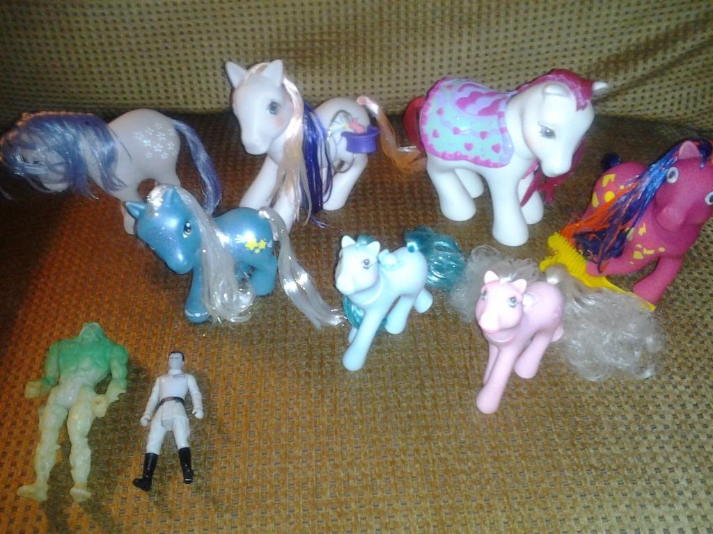 r2collectoo s toy box flea market find g1 my little ponies bio
