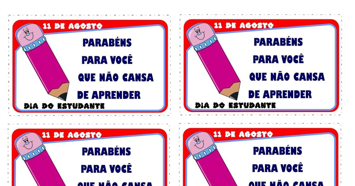 Frases Dia Dos Estudantes Mensagens E Frases