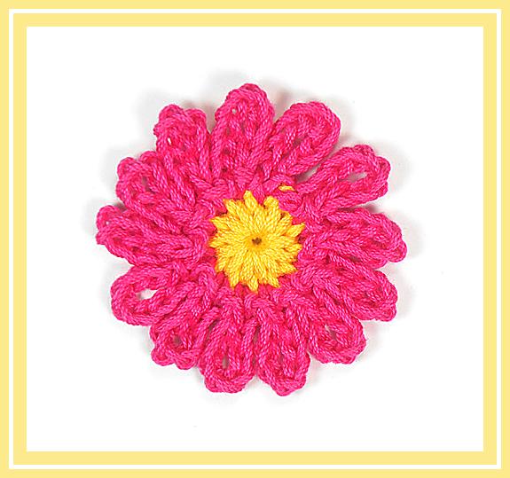 Flores A Ganchillo - Decoración Del Hogar - Prosalo.com