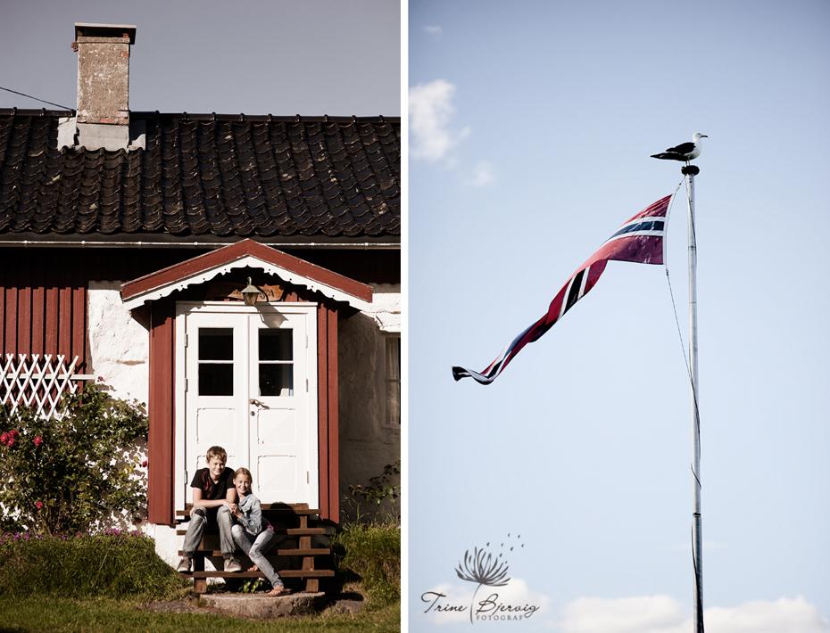 Skomakerens barn går uten sko.| Bilder fra Fjærholmen
