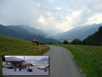 Austria, Location of James Bond 007 - The Living Daylights, Weissensee, Aston Martin chase, chello