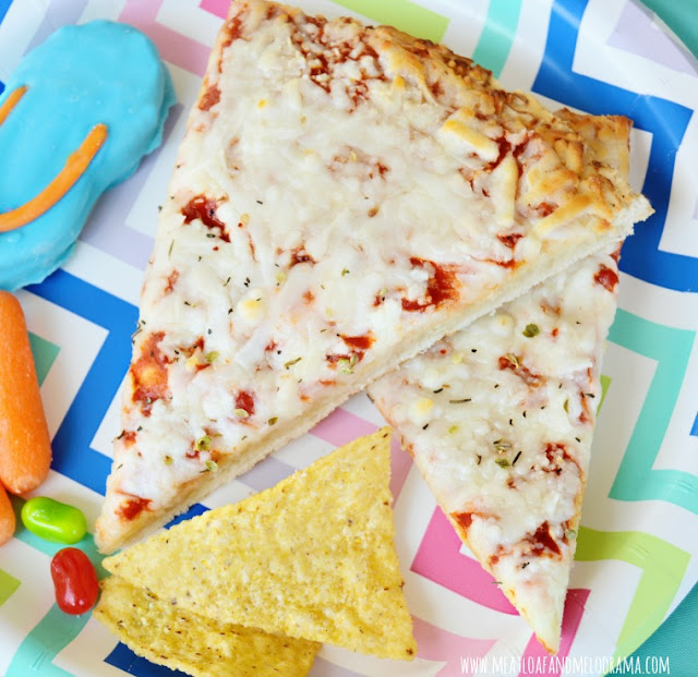 30 Stress Free Easy Camping Food Ideas Your Family Will: Easy Teen Party Ideas With TONY'S Pizza
