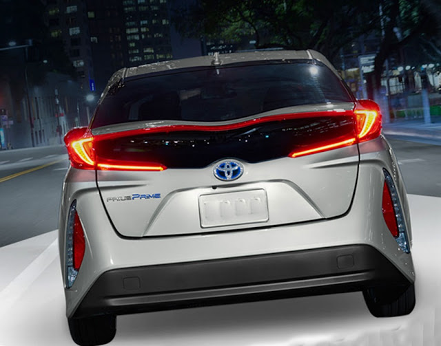 2018 Toyota Prius Prime Review And Release Date
