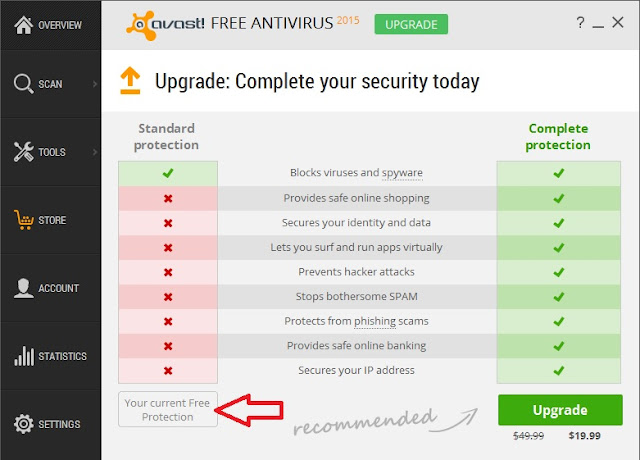 How to Install Avast AntiVirus Free Registration Protection