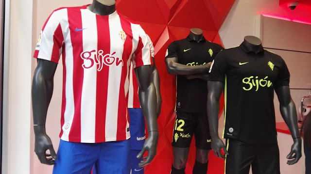 Al Sporting de Gijon no le va bien con los cambios de marca