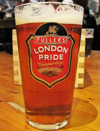 Fullers London Pride