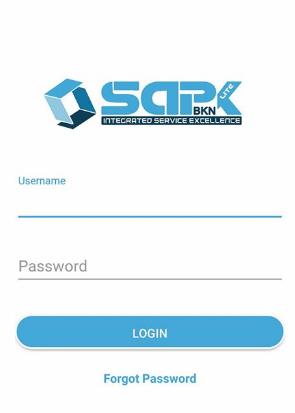MySAPK BKN Aplikasi Data Kepegawaian PNS Berbasis Android