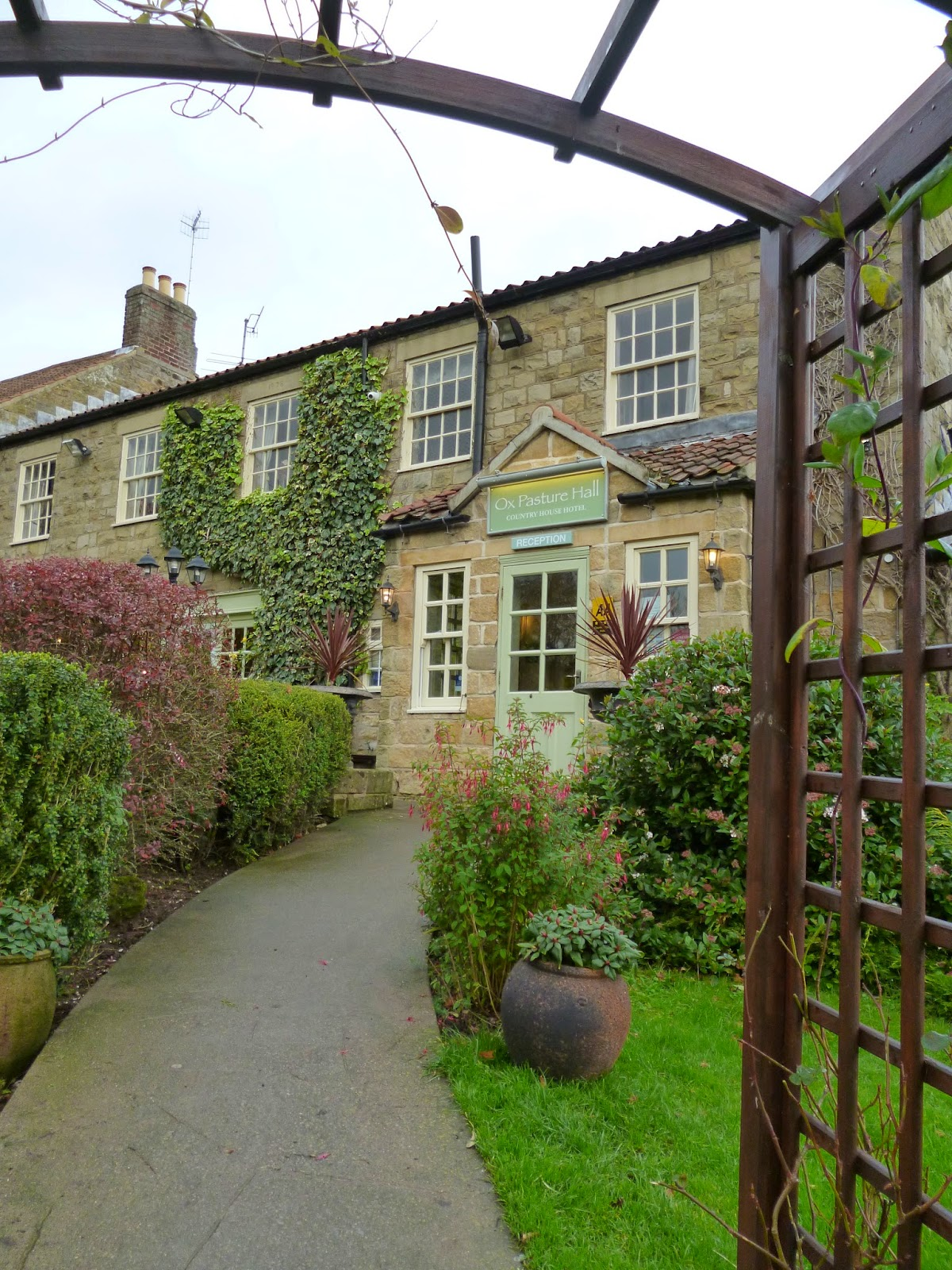 Ox Pasture Hall Hotel, Yorkshire