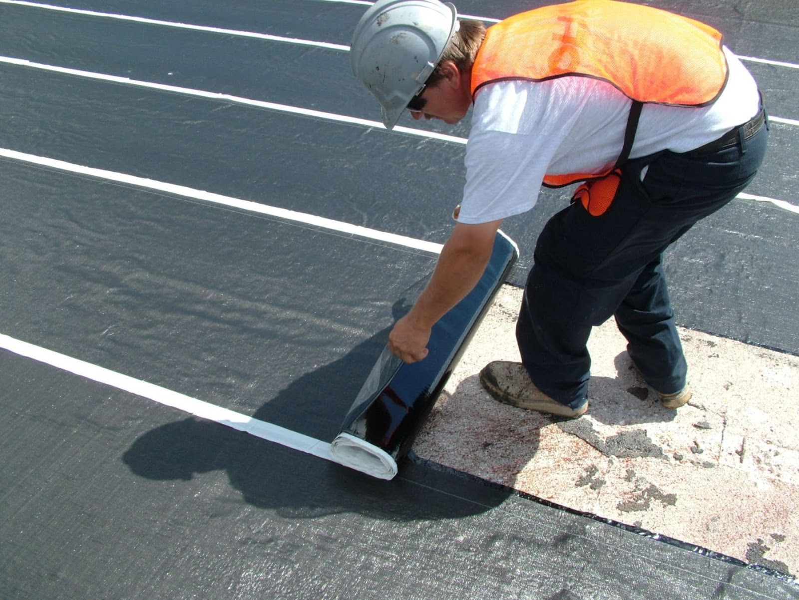 Civil Engineering: Waterproofing methods in construction