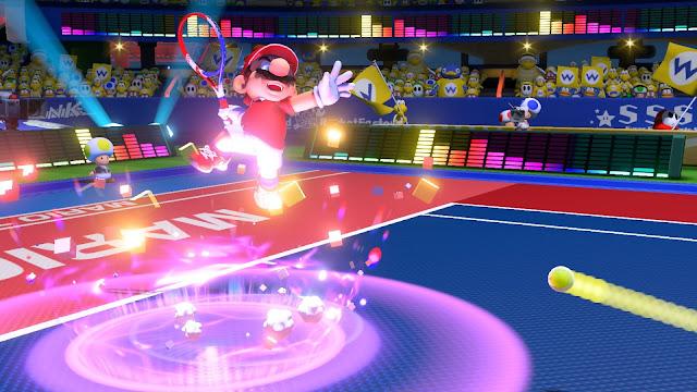Mario Tennis Aces anunciado para Nintendo Switch, ¡con modo historia!
