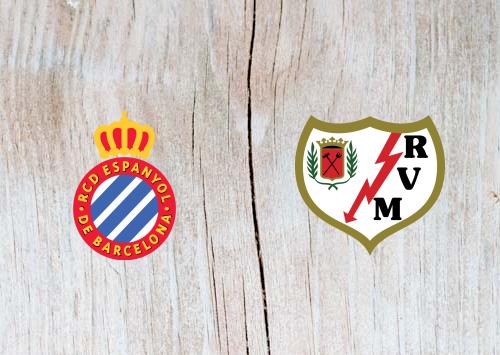 Espanyol vs Rayo Vallecano - Highlights 9 February 2019