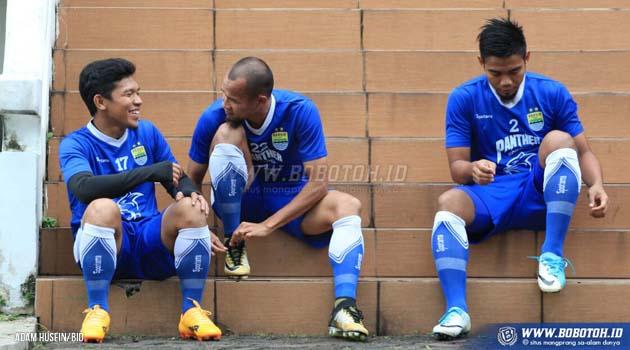 Eka Ramdani Siap Kembali Perkuat Persib Bandung