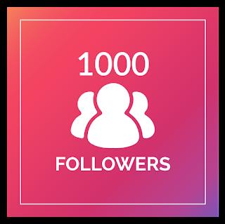 1000 Likes o Seguidores Instagram