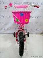 2 Sepeda Anak Erminio Jennife 12 Inci